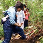 土壌調査法実習